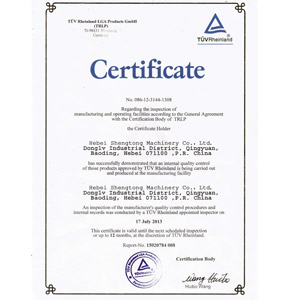 Hebei Shengtong machinery Co.Ltd