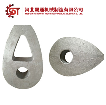 DIN 3091 Heavy Malleable Cast Ring