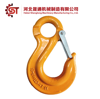 G80 Eye Sling Hook With Latch